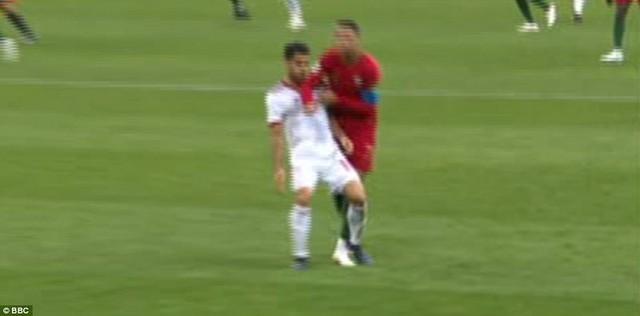 đầu tư giá trị - photo 20 1529975830668855733922 - Nhìn lại trận đấu như phim hành động giữa Bồ Đào Nha và Iran