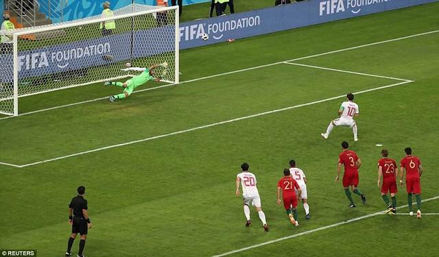 đầu tư giá trị - photo 24 15299758306722051331058 - Nhìn lại trận đấu như phim hành động giữa Bồ Đào Nha và Iran
