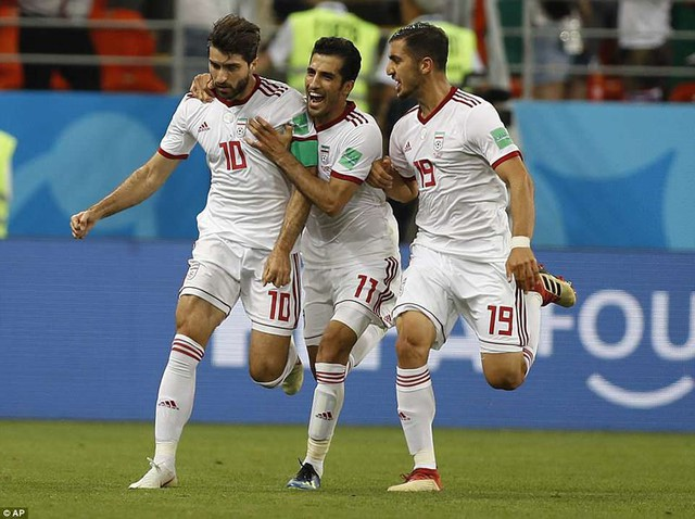 đầu tư giá trị - photo 25 1529975830673747167600 - Nhìn lại trận đấu như phim hành động giữa Bồ Đào Nha và Iran
