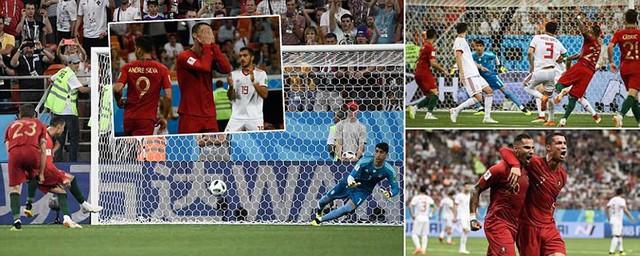 đầu tư giá trị - photo 30 15299758306781340669115 - Nhìn lại trận đấu như phim hành động giữa Bồ Đào Nha và Iran