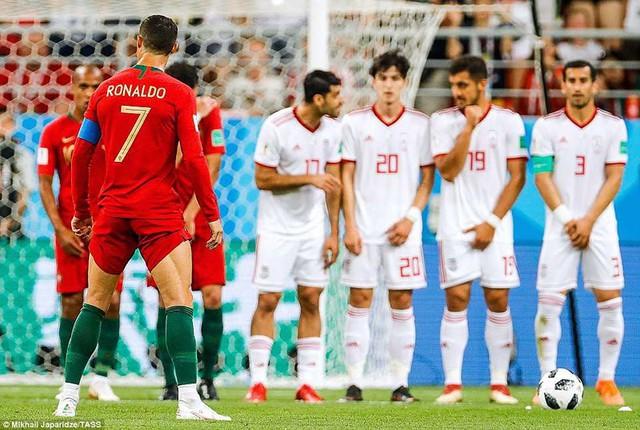 đầu tư giá trị - photo 4 15299758306511574071413 - Nhìn lại trận đấu như phim hành động giữa Bồ Đào Nha và Iran