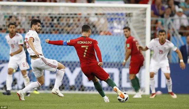 đầu tư giá trị - photo 6 1529975830654561793438 - Nhìn lại trận đấu như phim hành động giữa Bồ Đào Nha và Iran