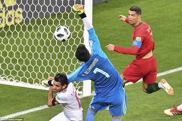 đầu tư giá trị - photo 7 15299758306552039367310 - Nhìn lại trận đấu như phim hành động giữa Bồ Đào Nha và Iran