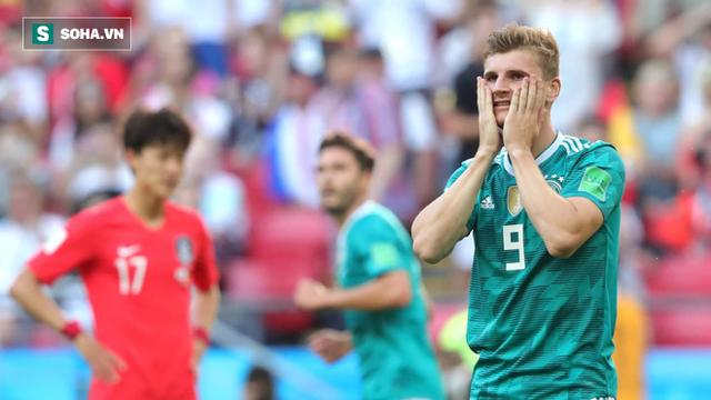 Nghịch lý to đùng khi Đức thảm bại trước Hàn Quốc, Mexico thua đau Thụy Điển - Ảnh 1.