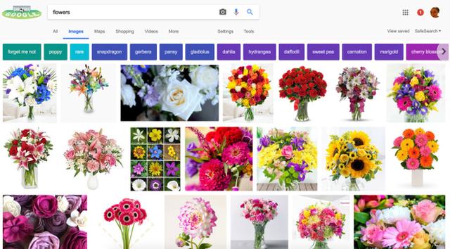 đầu tư giá trị - photo 1 1530151327847824460045 - Google đang thử nghiệm giao diện tìm kiếm hình ảnh mới trên desktop, khá giống Pinterest