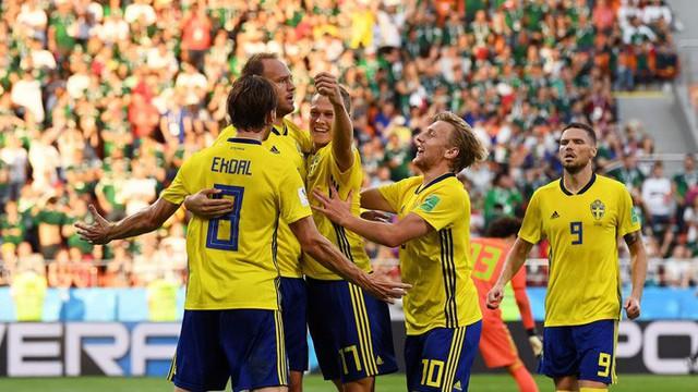 Nghịch lý to đùng khi Đức thảm bại trước Hàn Quốc, Mexico thua đau Thụy Điển - Ảnh 3.