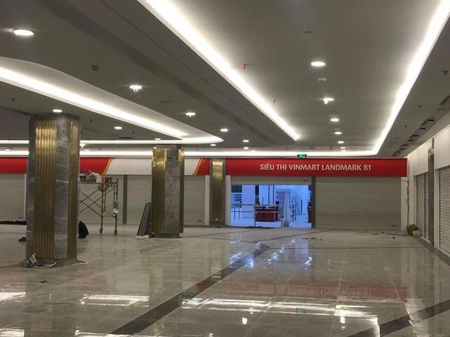 Bên trong tòa nhà cao nhất Việt Nam 1 tháng trước ngày khai trương - Ảnh 7.