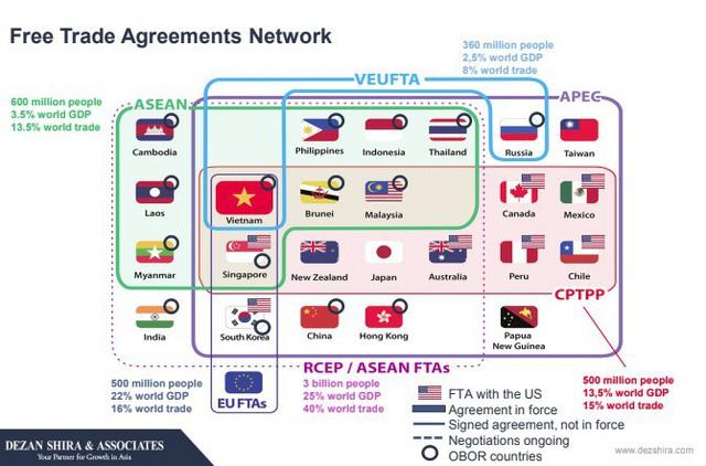 Đừng kỳ vọng nhiều vào các FTA: Chúng chỉ như hộ chiếu, muốn sang nước bạn chúng ta vẫn cần visa - Ảnh 1.