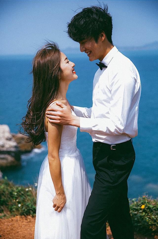 Không cần phải deep đâu, ảnh cưới cứ cười thả ga thế này trông mới dễ thương! - Ảnh 18.