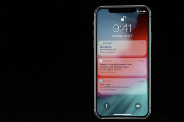 [WWDC 2018] Chính thức ra mắt iOS 12: Mở ứng dụng nhanh hơn 40%, camera nhanh hơn 30%, gọi Facetime nhóm, hỗ trợ cả iPhone 5s - Ảnh 5.