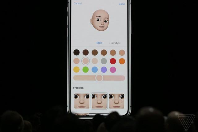 [WWDC 2018] Chính thức ra mắt iOS 12: Mở ứng dụng nhanh hơn 40%, camera nhanh hơn 30%, gọi Facetime nhóm, hỗ trợ cả iPhone 5s - Ảnh 6.