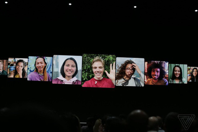 [WWDC 2018] Chính thức ra mắt iOS 12: Mở ứng dụng nhanh hơn 40%, camera nhanh hơn 30%, gọi Facetime nhóm, hỗ trợ cả iPhone 5s - Ảnh 7.