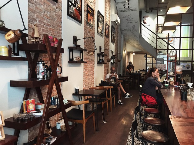 Khởi nghiệp thua lỗ phải sang Nhật kiếm tiền trả nợ, chàng trai này giờ là ông chủ của chuỗi cà phê Specialty, giá 100.000 đồng/ly mà khách nườm nượp, còn hỗ trợ The Coffee House mở quán - Ảnh 4.