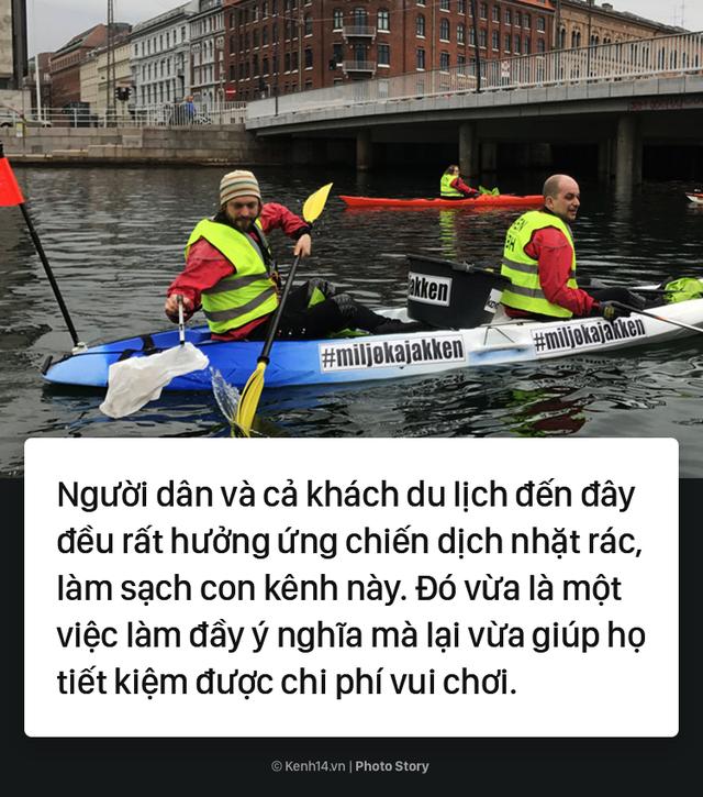 Đan Mạch: Nhặt đủ 1 thùng rác, du khách được thuê thuyền miễn phí - Ảnh 6.