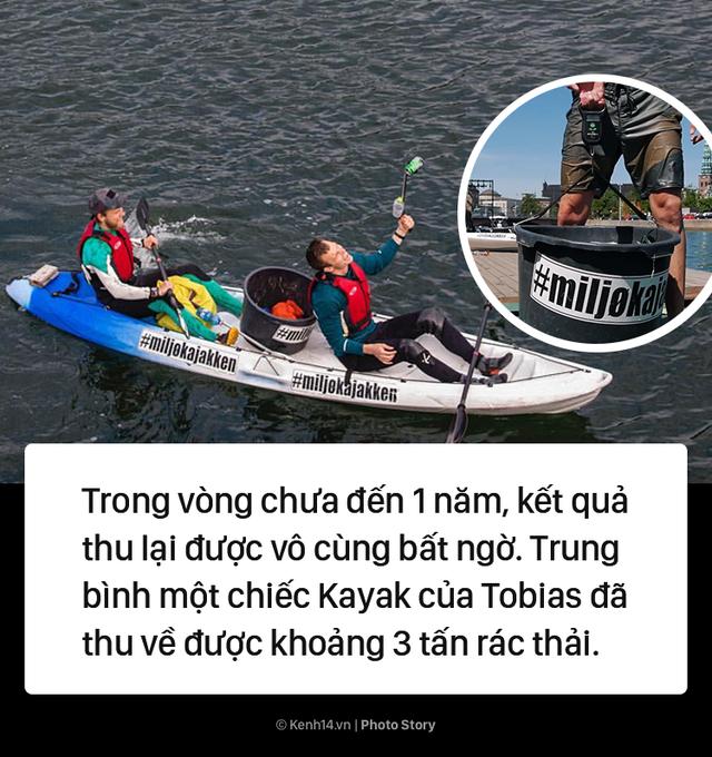 Đan Mạch: Nhặt đủ 1 thùng rác, du khách được thuê thuyền miễn phí - Ảnh 7.