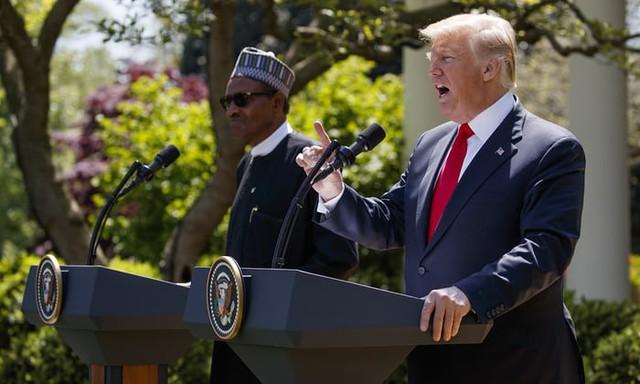 Tổng thống Trump đe dọa cắt viện trợ những nước không ủng hộ Mỹ đăng cai World Cup 2026 - Ảnh 2.