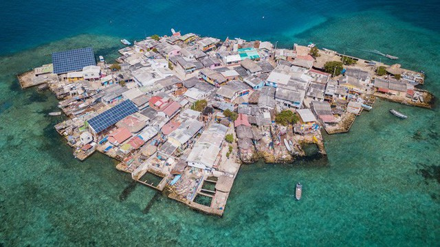 Ghé thăm hòn đảo đông dân nhất thế giới: Diện tích chỉ gần bằng 2 sân bóng đá, thiếu thốn trăm bề nhưng cuộc sống yên bình đến nỗi người dân đi ngủ không cần khóa cửa 1