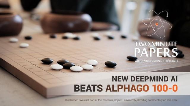 AlphaGo - AI từng đánh bại kỳ thủ cờ vây số 1 thế giới đã chính thức bị soán ngôi - Ảnh 1.