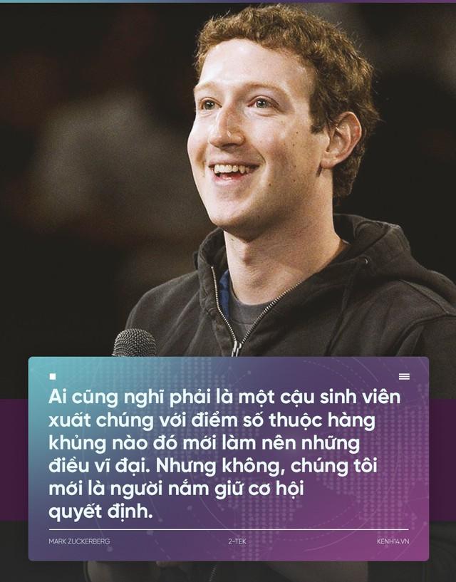 """đầu tư giá trị - photo 1 15304149334732085541536 - Mark Zuckerberg tâm tình về sự thật khi làm ra Facebook: """"Không phải để tán gái như phim nói đâu!"""""""