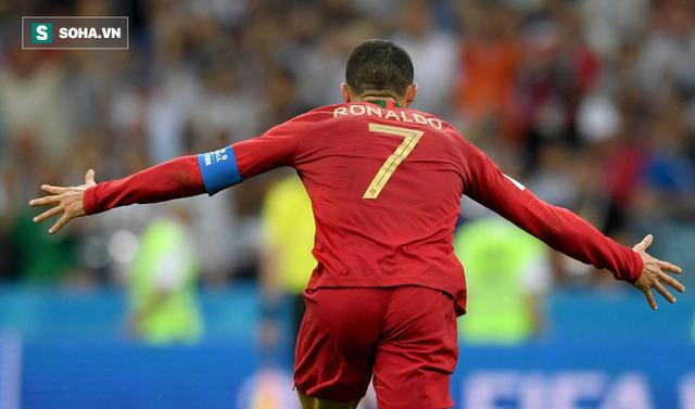 Dù Ronaldo sẵn sàng chết để có được vinh quang, thì vẫn cô đơn đến tủi hờn - Ảnh 1.