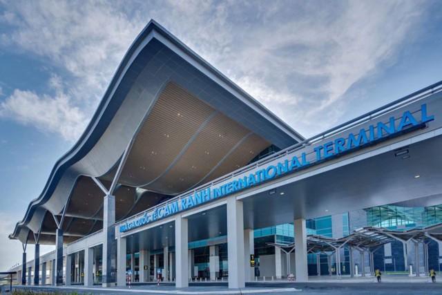 Khánh thành nhà ga quốc tế Cam Ranh quy mô 4,5 triệu lượt khách/năm - Ảnh 3.