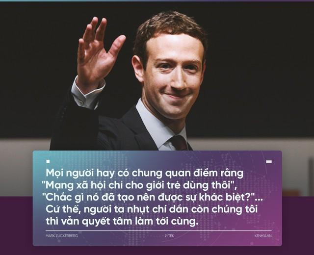 """đầu tư giá trị - photo 2 15304149334742035203321 - Mark Zuckerberg tâm tình về sự thật khi làm ra Facebook: """"Không phải để tán gái như phim nói đâu!"""""""