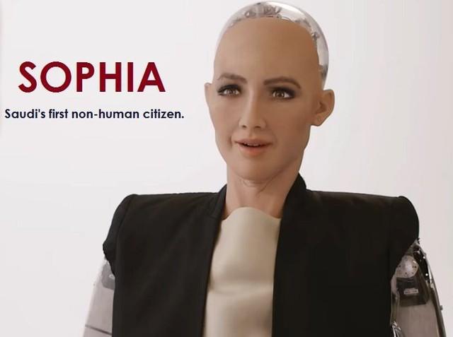 đầu tư giá trị - photo 1 1531214516800208163497 - Robot Sophia sắp đến Việt Nam phát biểu tại hội thảo 4.0 và trả lời phỏng vấn báo giới