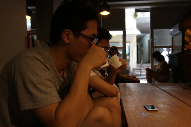 """Cà phê băng, robot, bò sát... và dấu chấm hỏi về tuổi thọ của những quán cà phê """"độc"""" - Ảnh 5."""