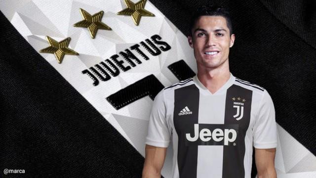 CHÍNH THỨC: Ronaldo rời Real Madrid, gia nhập Juventus - Ảnh 1.