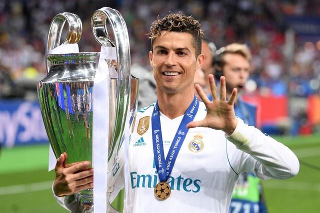CHÍNH THỨC: Ronaldo rời Real Madrid, gia nhập Juventus - Ảnh 2.