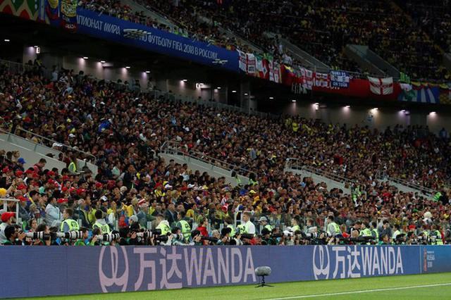Chẳng tốn 1 xu quảng cáo, Apple vẫn là ông trùm hiện diện khắp mọi nơi tại World Cup 2018 - Ảnh 1.