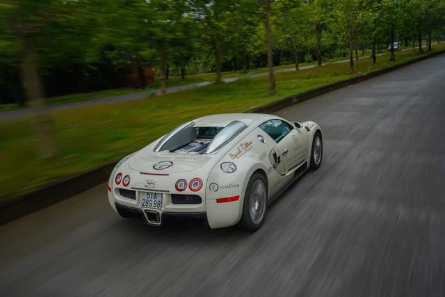 Bugatti của ông Đặng Lê Nguyên Vũ đã trèo đèo, vượt hàng ngàn km từ TPHCM ra tới Hà Nội như thế nào? - Ảnh 5.
