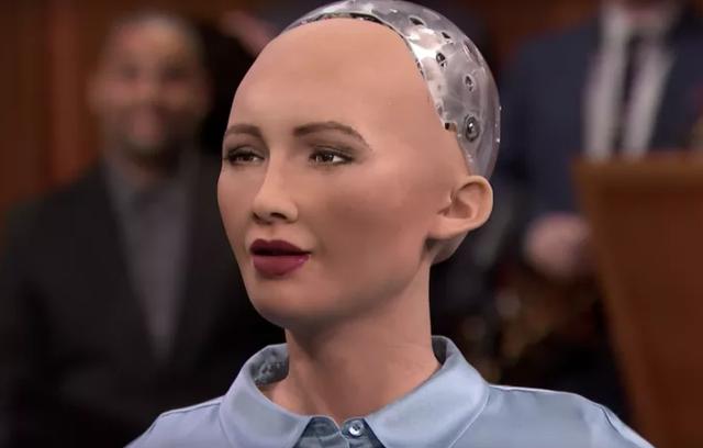 Trong ngÃy mai, Robot Sophia sẽ có mặt tại Việt Nam trả lời phỏng vấn báo giới - Ảnh 1.