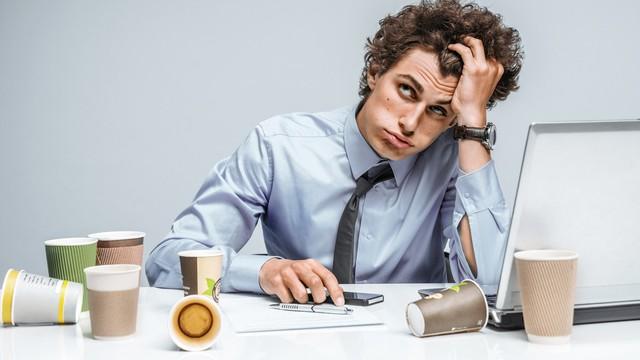 Stress công sở: Chạy đâu cho thoát, làm nhân viên có tránh vỏ dưa thì cũng sẽ gặp vỏ dừa, căng thẳng triền miên là chuyện thường tình - Ảnh 2.