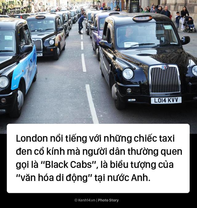 London: Trở thành tài xế taxi khó khăn như thể đi thi đại học - Ảnh 1.