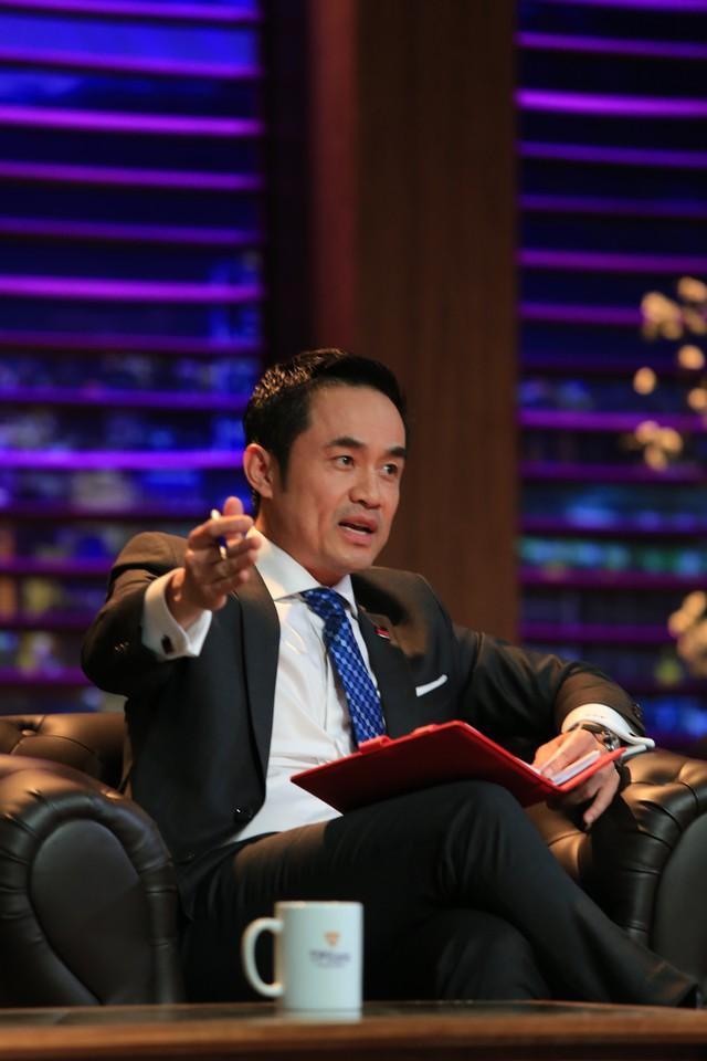 Shark Louis Nguyễn đầu tư 10 tỷ cho startup nông nghiệp sản xuất gạo hữu cơ có chứng nhận Mỹ và châu Âu, các shark từ chối vì cổ đông mập mờ - Ảnh 1.