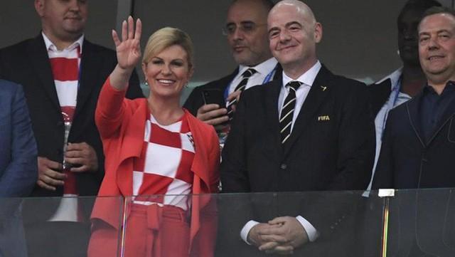 Chuyện khó tin về hành trình đến với World Cup 2018 của nữ Tổng thống Croatia - Ảnh 3.