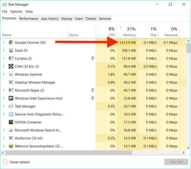 Trình duyệt Chrome hay Firefox tiêu tốn nhiều RAM máy tính hơn? - Ảnh 8.