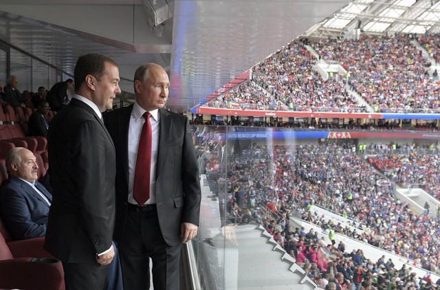 đầu tư giá trị - photo 1 15317106361092127529688 - Không phải Pháp hay Croatia, Nga mới là người chiến thắng sau cùng của World Cup 2018