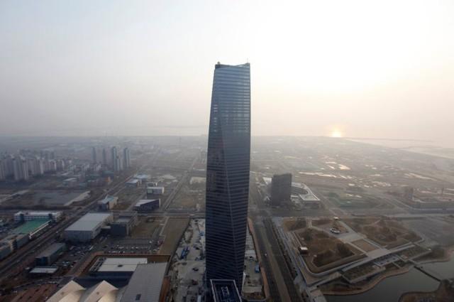 """Bên trong quận kinh tế """"không ô tô"""" 40 tỷ USD của Hàn Quốc - Ảnh 11."""
