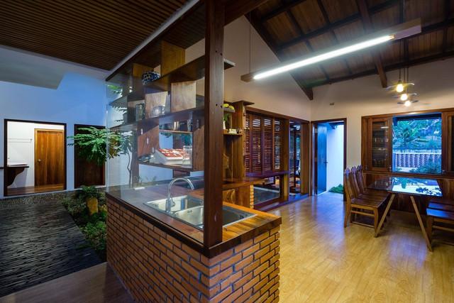 Ngôi nhà mái ngói cấp 4 đẹp như resort khiến nhiều người ước mơ ở Lâm Đồng - Ảnh 11.