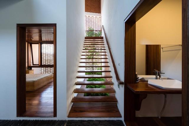 Ngôi nhà mái ngói cấp 4 đẹp như resort khiến nhiều người ước mơ ở Lâm Đồng - Ảnh 13.