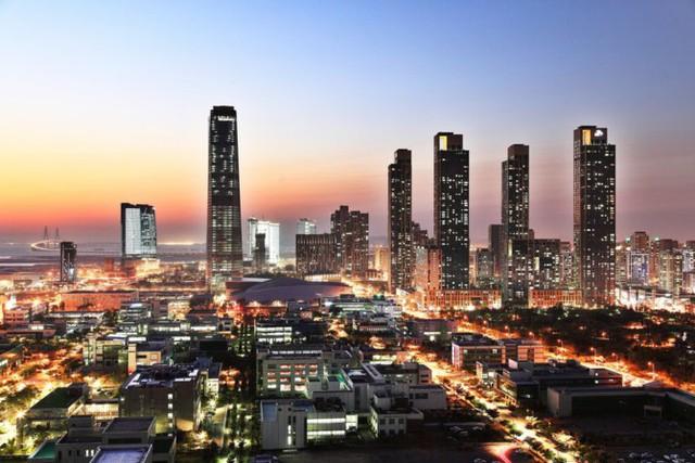 """Bên trong quận kinh tế """"không ô tô"""" 40 tỷ USD của Hàn Quốc - Ảnh 14."""