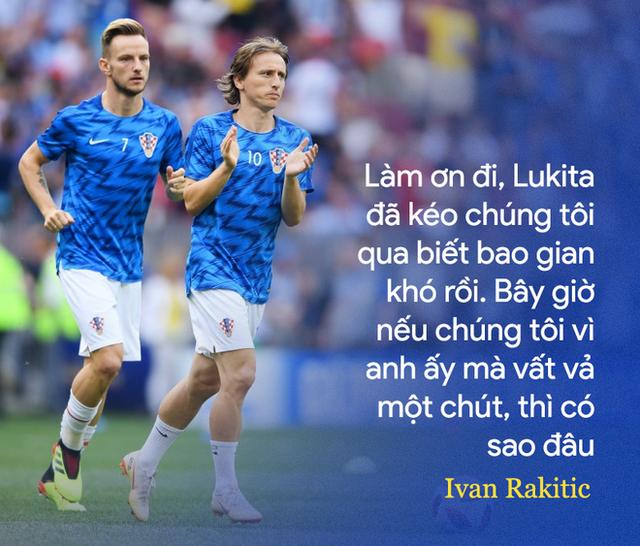 Luka Modric: Khiêu vũ giữa bầy sói trên lằn ranh chiến tranh sân cỏ và đời thực - Ảnh 4.