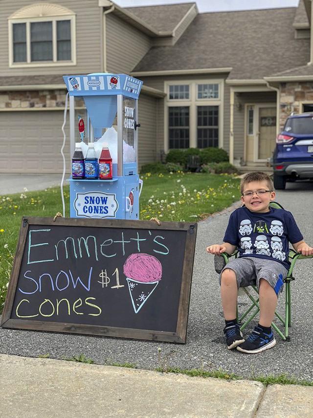 đầu tư giá trị - photo 3 153172195119377916976 - Ông bố dạy con bài học đầu tiên về tiền bạc, không ngờ cậu bé lại kinh doanh thành công ngay từ khi 6 tuổi
