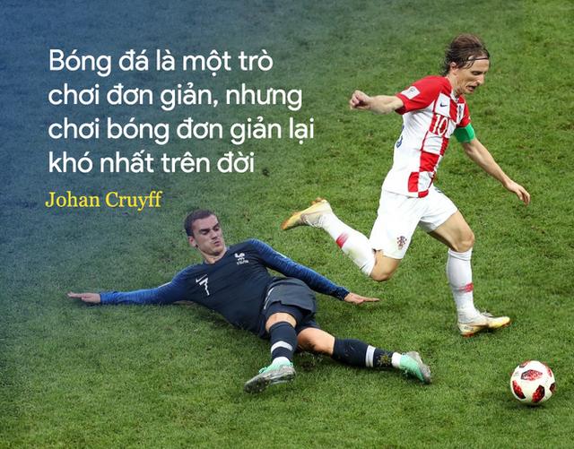 Luka Modric: Khiêu vũ giữa bầy sói trên lằn ranh chiến tranh sân cỏ và đời thực - Ảnh 8.