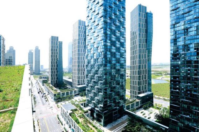 """Bên trong quận kinh tế """"không ô tô"""" 40 tỷ USD của Hàn Quốc - Ảnh 7."""