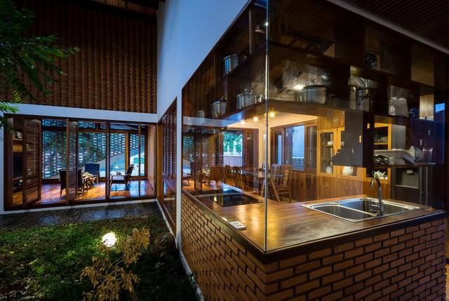 Ngôi nhà mái ngói cấp 4 đẹp như resort khiến nhiều người ước mơ ở Lâm Đồng - Ảnh 10.