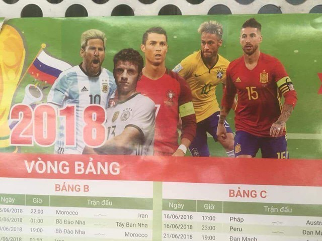 Hình ảnh hot nhất ngày: Lịch thi đấu điềm báo về thất bại của các đội bóng lớn tại World Cup, tiếp theo sẽ là Brazil? - Ảnh 1.