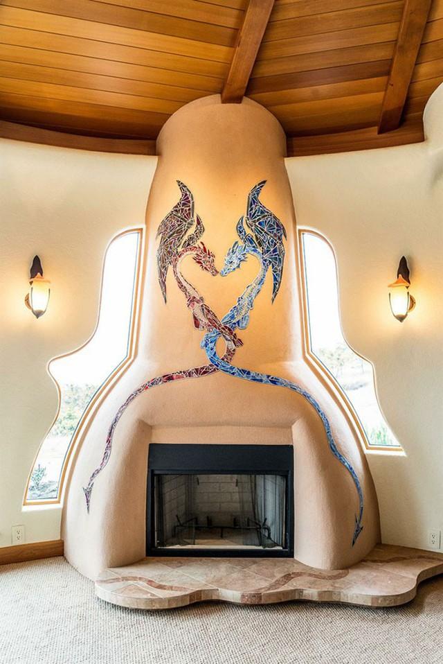 Bên ngoài thì rất bình thường, chỉ khi bước vào trong bạn mới hiểu tại sao ngôi nhà này có giá 7,6 triệu USD - Ảnh 11.